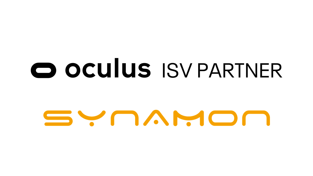 Synamon、Oculus Independent Software Vendorに認定